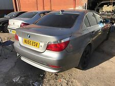 BMW 5-SERIES E60 2005 525i PETROL BREAKING FOR SPARES PARTS  - WHEEL NUTS