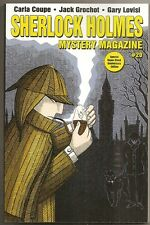 SHERLOCK HOLMES MYSTERY MAGAZINE #20 Marvin Kaye, Kim Newman, Super-sized issue