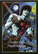 THE CROW: CITY OF ANGELS - Legends of the Crow Chase Card #5 - Kevin O'Neill