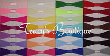 Pick 100 Infant Nylon Pantyhose Interchangeable Headbands for Clips & Hair Bows