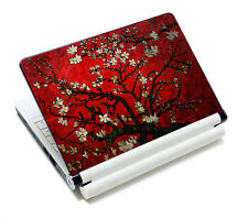 """Red Laptop Skin Sticker Cover Art Decal For 13.3"""" 14"""" 15.4"""" 15.6"""" PC Removable"""