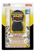 ACTION REPLAY POWER SPEICHERT NINTENDO 3DS XL POKEMON X Y ÜBERBRÜCKER-POWERSAVES