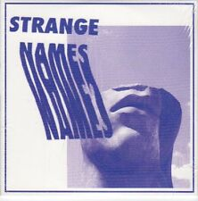 (EM250) Strange Names, Potential Wife / Young - 2012 sealed CD