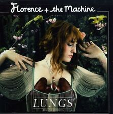 Lungs - Florence & The Machine (2011, CD NIEUW) Deluxe ED.2 DISC SET