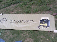 7' MOXXOR GREEN LIPPED MUSSEL OMEGA 3  DISPLAY BANNER