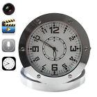 HD Hidden Spy Alarm Clock Video Camera DVR Digital Recorder Motion Camcorder