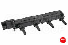 New NGK Ignition Coil For PEUGEOT 406 2.0 Saloon 1999-00