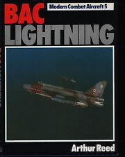 BAC Lightning (Modern Combat Aircraft 5)