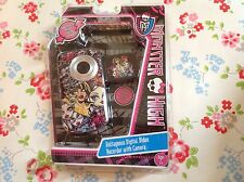⭐️MONSTER HIGH⭐️DIGITAL VIDEO RECORDER WITH CAMERA⭐️