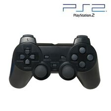 PS2 Controller (Black) For PlayStation 2 New In The Box