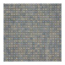 CERAMICA DI TREVISO mosaico da rivestimento 1x1 miscela GRIGIO MIX (fogli 30x30)