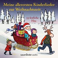 Meine allerersten Kinderlieder zur Weihnachtszeit: 33 festliche Hits - CD