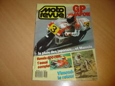 Moto revue N° 2793 Honda CBR 600 F.3 Kawa 1000 RX prepa