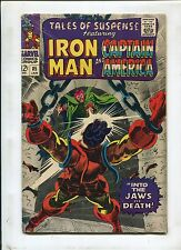 Tales Of Suspense #85 ~ In The Jaws Of Death! ~ (Grade 5.0)WH