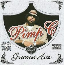 Greatest Hits [PA] by Pimp C (CD, Jun-2008, Rap-A-Lot)
