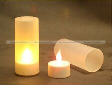 1pc LED Candle Tealight Lights Flicker Flameless Electronic For Party Decor