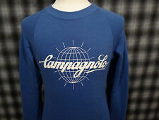 VINTAGE racing cycling Campagnolo SWEATSHIRT Giordana Italy 80s Men's Medium