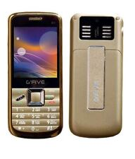gfive four sim quad sim 4 sim at a time w1 mobile  new gsm cam mmc slot golden