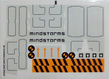 LEGO 8547 - Mindstorms: NXT - Mindstorms NXT 2.0 - STICKER SHEET