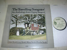 THE TRAVELLING SONGSTER An Anthology from Gypsy Singers *UK TOPIC 1977 + HEFT!*