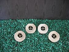 Bulls Eye Replacement 4 each Part for ATI Hydro Sponge Filter Air Stone Diffuser