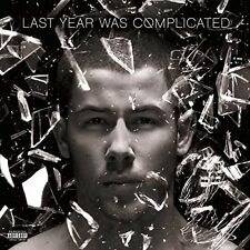 NICK JONAS LAST YEAR WAS COMPLICATED CD ALBUM (Released June 10th  2016)