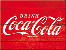 Coca Cola Soft Drink, Classic Retro American Novelty Gift Fridge Magnet