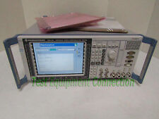 Rohde & Schwarz CMU200/B12/B21/B54 with CMU-Z10 Communication Analyzer