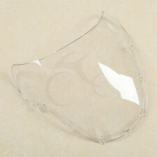 Motor Clear Double Bubble Windshield Windscreen For Honda CBR600 CBR600 F4 99-00