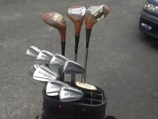 Used Golf Set with Irons.Wedge.Woods and Putter Ideal starter kit