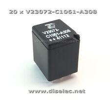 20 RELES V23072-C1061-A308, V23072C1061A308 , RELAY - FIAT PUNTO