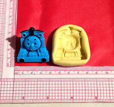 Thomas The Train Silicone Push Mold A822 For Candy Chocolate Fondant Wax Soap
