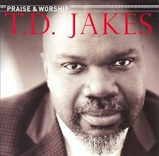 Praise and Worship (CD) by T.D. TD Jakes  (SEALED and NEW) Shelf GS 7