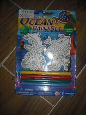 MAGNETIC OCEAN PAINT SET - CREATE YOUR OWN MAGNETIC STICKER!