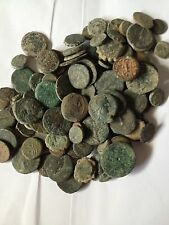 uncleaned and unsorted Desert Greek coins from Israel , Each Bid is per coin !