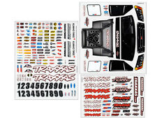 Traxxas Decal Sticker Sheet for 1/10 Scale Slash 4X4 6807, TRA6813