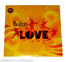 "SEALED & MINT - THE BEATLES - LOVE - 4X 12"" VINYL LP - RECORD ALBUM / GATEFOLD"