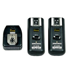 YongNuo RF-602 2.4GHz Wireless Remote Flash Trigger 2 Receiver for NIKON