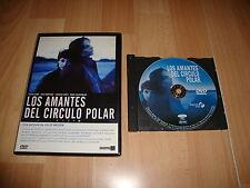 LOS AMANTES DEL CIRCULO POLAR PELICULA EN DVD USADA Y EN BUENAS CONDICIONES