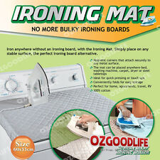 Ironing mat iron Anywhere Portable Foldable Padded Ironing Mat Easy Store Away