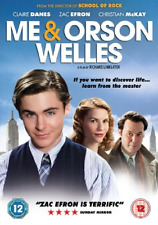 Ben Chaplin, Claire Danes-Me and Orson Welles  DVD NUOVO