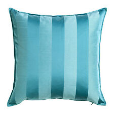 "IKEA HENRIKA 100% POLYESTER ZIPPER 20 ""x 20"" DECORATIVE PILLOW CUSHION COVERS"