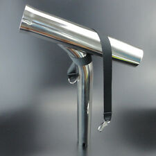 Newly Highly Polished Stainless Steel Outrigger Stylish Fishing Rod Holder