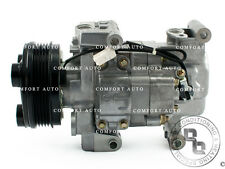 New AC A/C Compressor Fits: 2004 - 2009 Mazda 3 Non turbo Replaces: H12A1AH4DX