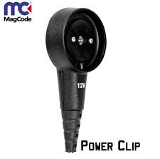 1 x Magcode Power Clip Plug 12 Volt DC Power Connector Magnetic GC12B