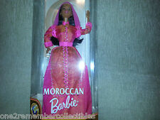 MOROCCAN BARBIE 1998 Mattel DOLLS OF THE WORLD Collector Edition VINTAGE New