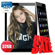"""32GB 10"""" inch Android 5.1 Capacitive Screen Tablet PC Quad Core WIFI Dual Camera"""