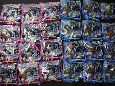 PEPSI Twist Gundam Destiny / Seed Character Figure Collection Complete Set F/S