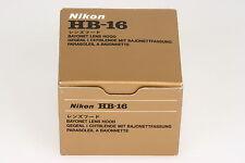Nikon HB-16  Lens Hood / Gegenlichtblende mit Bajonettfassung