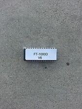 Yaesu FT-1000 FT-1000D Final Programmed EPROM Firmware Version 6 V6